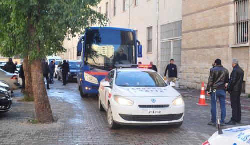 Adana'da FETÖ davasında 5 subay için müebbet hapis istendi