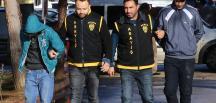 Adana'daki hırsızlık ve gasp iddiası