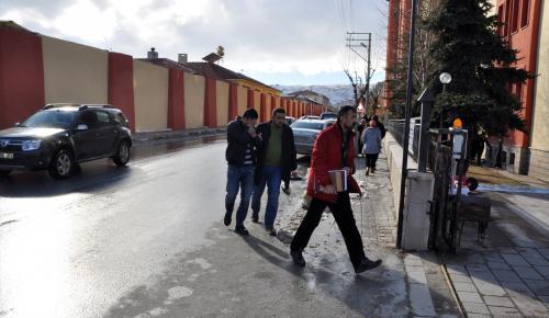 Afyonkarahisar'da gasp iddiası