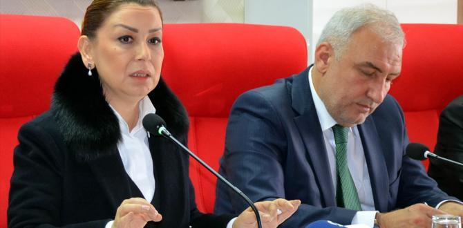 AK Parti Genel Başkan Yardımcısı Çalık: