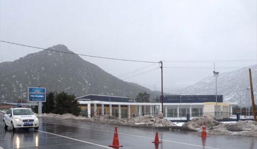 Akseki-Seydişehir karayolu ulaşıma kapandı