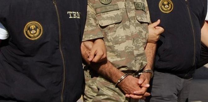FETÖ'nün askeri yapılanmasına operasyon! 95 gözaltı