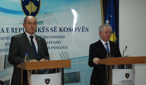 "Avusturya'dan Kosova'ya ""Interpol"" desteği"
