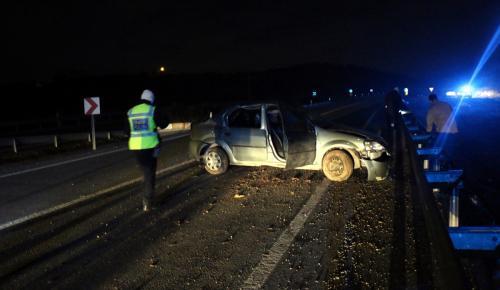 Aydın'da trafik kazaları: 7 yaralı