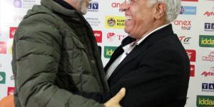 Aytemiz Alanyaspor'da Kalpar'ın istifası