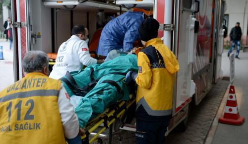 GÜNCELLEME – Azez'deki bomba yüklü araçla saldırı