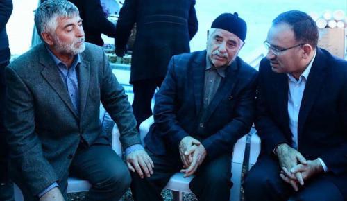 Bakan Bozdağ'dan şehit ailesine taziye ziyareti