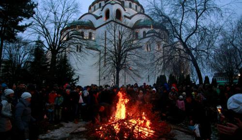 Balkanlarda Noel kutlamaları