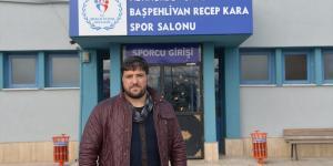 Başpehlivan Kara, Asya şampiyonu sumocuya karşı