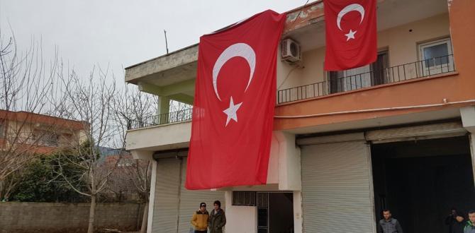 Uzman Çavuş Veysel Şirin'in acı haberi Hatay'a ulaştı