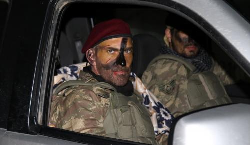 """""""Bordo Bereliler Suriye"""" filminin çekimleri başladı"""