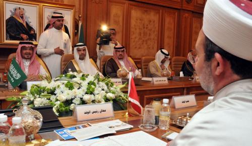 Diyanet İşleri Başkanı Görmez'in Suudi Arabistan ziyareti
