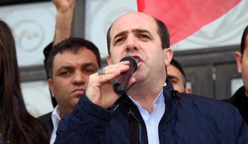 """Diyarbakır'da """"Teröre Lanet Şehide Saygı"""" mitingi"""