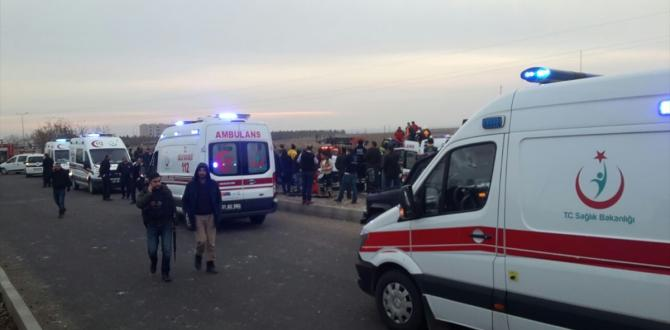 Diyarbakır'daki patlamaya ilişkin 3 kişi gözaltına alındı
