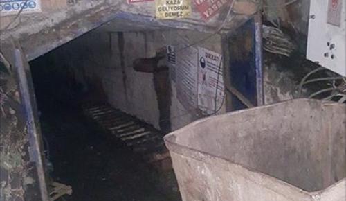 Edirne'de maden ocağında göçük: 1 ölü
