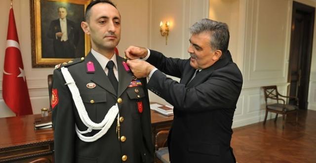 Cumhurbaşkanı Erdoğan'ın eski yaveri Furkan Özdaban gözaltına alındı