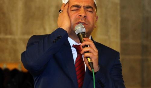 """Erzurum'da """"1001 Hatim"""" duası edildi"""