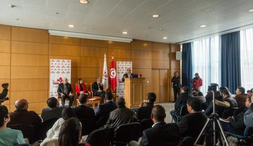Eski Tunus Cumhurbaşkanı Merzuki'den yönetime eleştiri