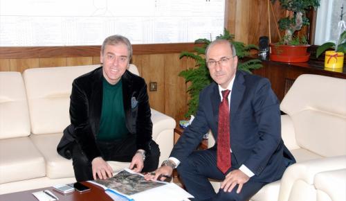 """Eskişehir-Kütahya- Afyonkarahisar"" hattı YHT projesi"