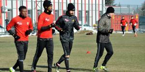 Eskişehirspor'da Altınordu maçı hazırlıkları