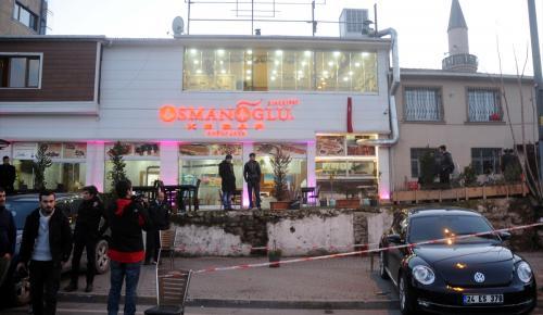 Fatih'te lokantaya silahlı saldırı: 2 yaralı