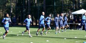 Fenerbahçe'de Fernandao Antalya kampına katıldı