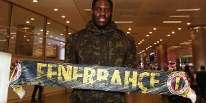 Fenerbahçe'nin yeni transferi Bennett İstanbul'a geldi