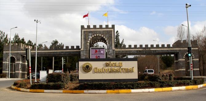 Dicle Üniversitesi'nde FETÖ operasyonu