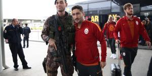 Galatasaray kafilesi, Suudi Arabistan'a gitti