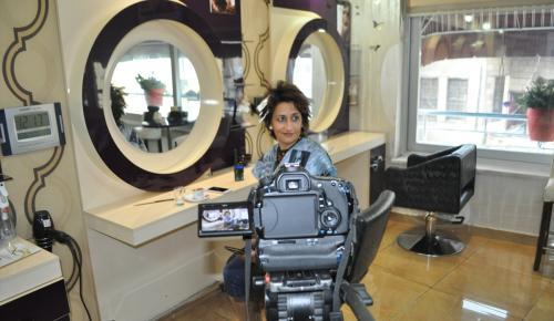 Gazeteciliğin zorluklarını kısa film ile anlattılar