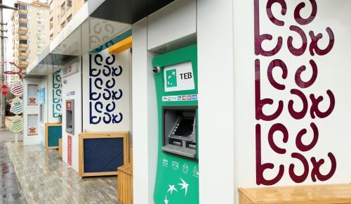 "Gaziantep'e ""Kutnu ATM kabinleri"""