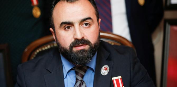 Gaziler ve şehit ailelerinden anayasa değişikliğine destek