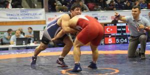 Güreş: Büyük Erkekler Serbest Türkiye Şampiyonası