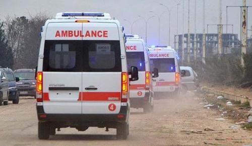 Halep'ten Türkiye'ye getirilen 408 yaralıdan 59'u öldü