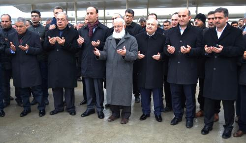 Halepliler için 27 tır yardım malzemesi