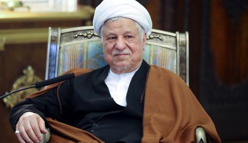 İran medyasının bildirdiğine göre, Düzenin Maslahatını Teşhis Konseyi Başkanı ve eski cumhurbaşkanlarından Rafsancani hayatını kaybetti.