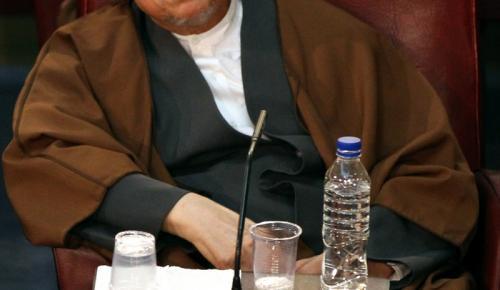 Eski İran Cumhurbaşkanı Rafsancani öldü