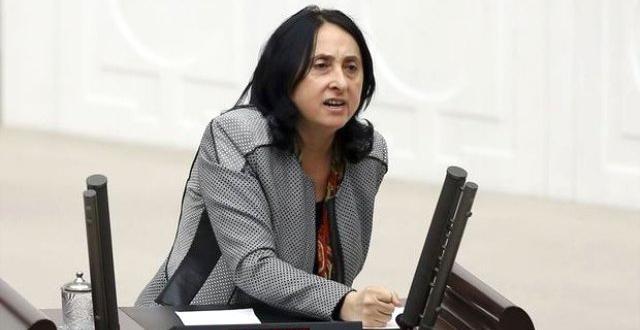 HDP'li vekil Nursel Aydoğan'ın 103 yıl hapsi istendi