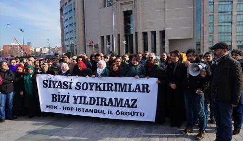 """HDP'lilerden """"gözaltı"""" açıklaması"""