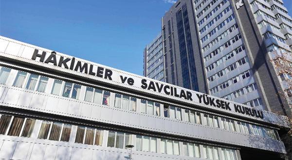 HSYK 16 başsavcının görev yerini değiştirdi
