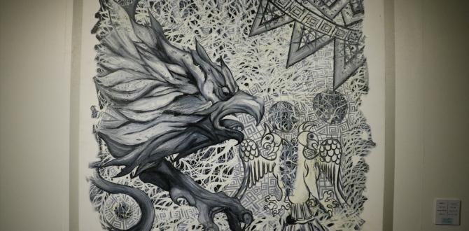 """İran'da """"Simorg ve Şeyler"""" resim sergisi"""