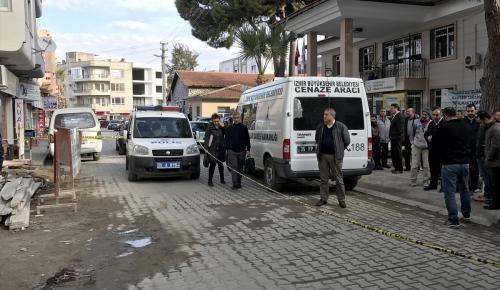 İzmir'de iş kazası