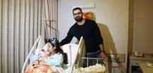 """İzmir'de yılın ilk bebeği """"Ozan Ali"""" oldu"""