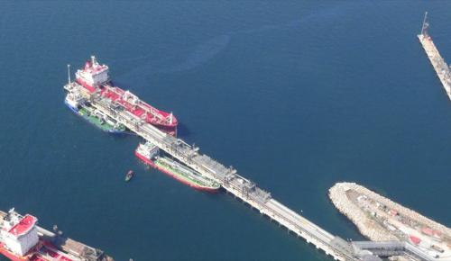 İzmit Körfezi'ni kirleten gemilere 884 bin lira ceza