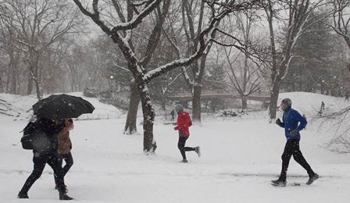 İstanbul'da kar devam ediyor! Pazartesi okullar tatil mi?