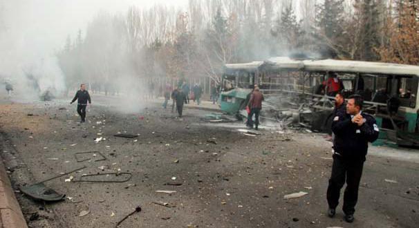 Kayseri'deki bambalı saldırıya ilişkin 29 kişi gözaltına alındı