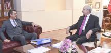 Kılıçdaroğlu, CTP Genel Başkanı Erhürman ile görüştü