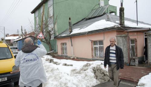 Konya'da karbonmonoksit zehirlenmesi