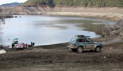 GÜNCELLEME- Köprübaşı Barajı'nda balık tutarken 2 kişinin kaybolması