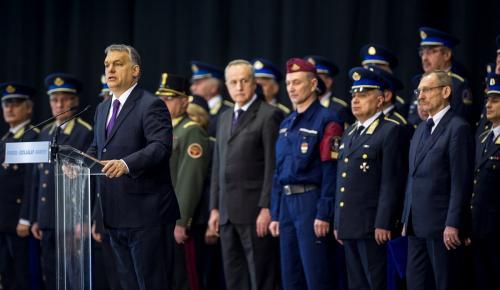 Macaristan Başbakanı Orban: ''Sığınmacıların Avrupa'ya girişine izin veremeyiz''